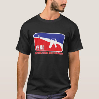 National Zombie Hunting League Shirt