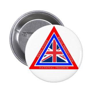 Nationalist Badge 2 Inch Round Button