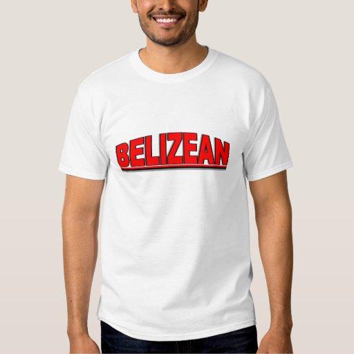 "Nationalities - ""Belizean"" T-Shirt"