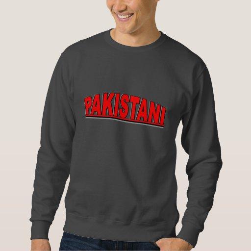 """Nationalities - """"Pakistani"""" Sweatshirt"""