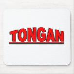 """Nationalities - """"Tongan"""" Mouse Pad"""