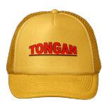"Nationalities - ""Tongan"" Trucker Hat"