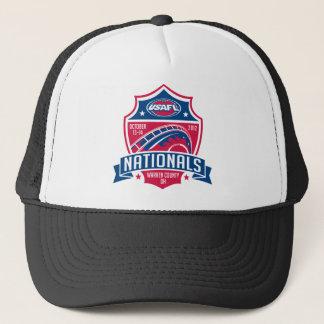 Nationals Commemorative Tee Trucker Hat
