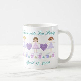 NATIONWIDE TAX  DAY TEA PARTY MUG