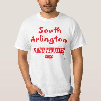 #NATITUDE del sur de Arlington Camisas