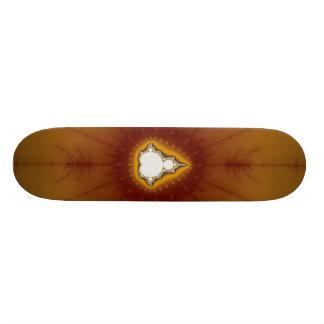 Native America - Fractal Skateboard Deck