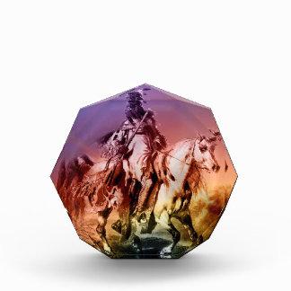 Native American Acrylic Award