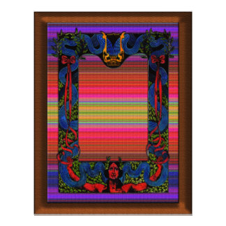 Native American Art Letterhead