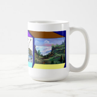 Native American Art Painting Special Coffee Mugs
