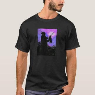 Native American Art T-Shirt Evening Song