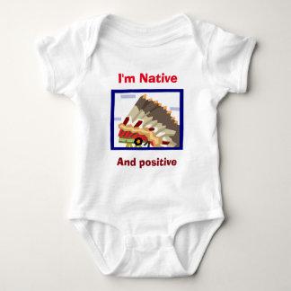 Native American Baby Bodysuit