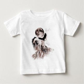 Native American Bear Wolf Eagle Baby T-Shirt
