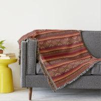 Native American Throw Blankets