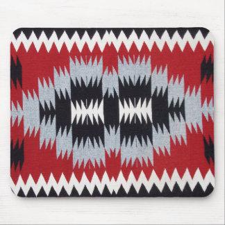 Native American Blanket Weaving Mousepad