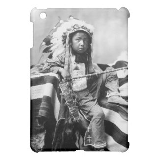 Native American Boy, 1899 Case For The iPad Mini