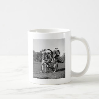 Native American Boys, 1930s Coffee Mug