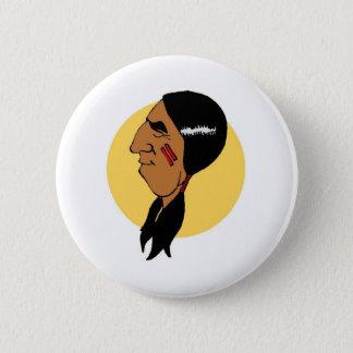 Native American Button