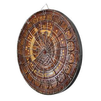 Native American Calendar Dart Board