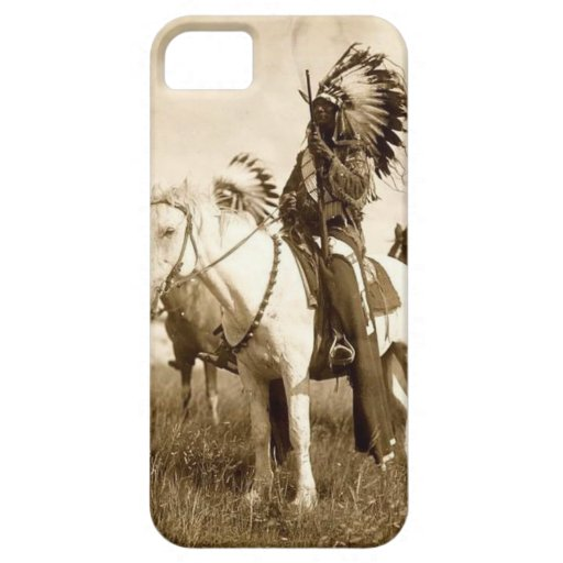 Native American Case-Mate iPhone 5 Barely There iPhone 5 Covers