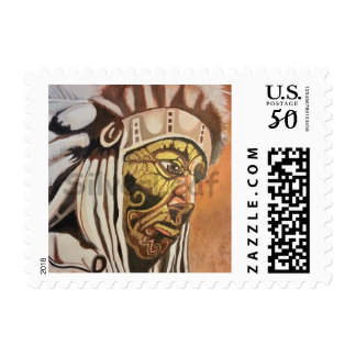 Native American Chief Postage