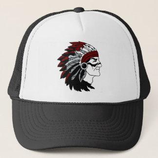Native American Chief Trucker Hat