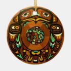 Spirit Dance Native American Christmas Ornament | Zazzle.com