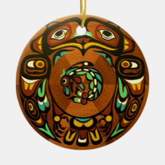 Native American Totem Ornaments & Keepsake Ornaments | Zazzle