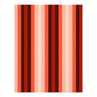 Native American Color Stripes - 2 Letterhead