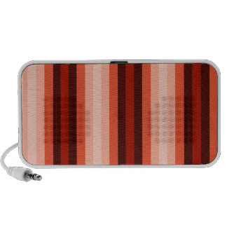 Native American Color Stripes - 2 iPhone Speaker