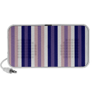 Native American Color Stripes - 3 iPhone Speaker