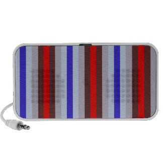 Native American Color Stripes - 4 Laptop Speakers
