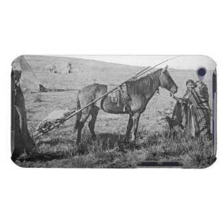 Native American Cree people of Western Canada, c.1 iPod Touch Case