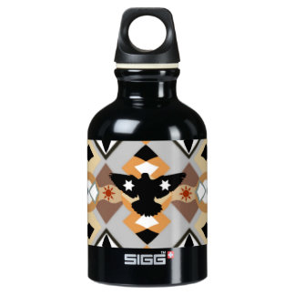Native American Crow Liberty Bottle SIGG Traveler 0.3L Water Bottle