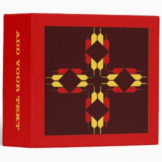 Native American Design Binder