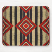 Native American Design Mouse Pad