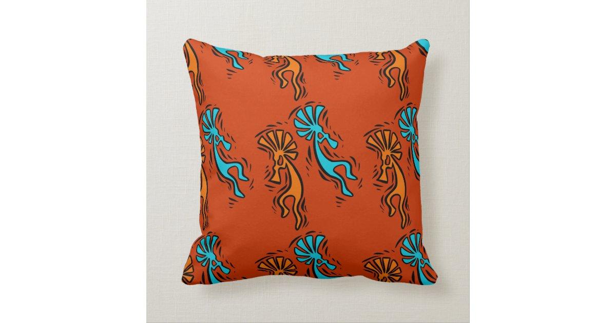 Throw Pillows Next : Native American Design Throw Pillow Zazzle