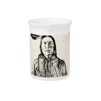 Native American Drink Pitchers