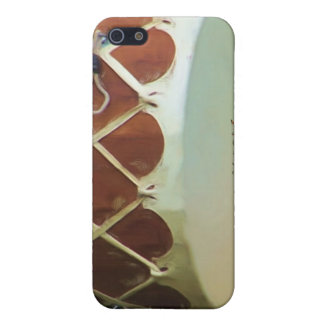 Native American Drum iPhone SE/5/5s Cover