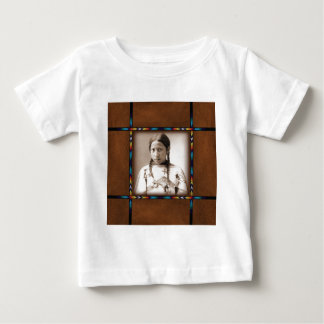 Native American Early Photo 1900s Baby T-Shirt