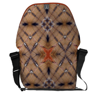 Native American Fabric Courier Bags