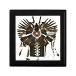 Native American Feathers Gifts and Apparel Trinket Boxes