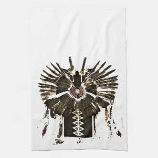 Native American Feathers Gifts and Apparel Hand Towel