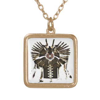 Native American Feathers Gifts and Apparel Custom Necklace