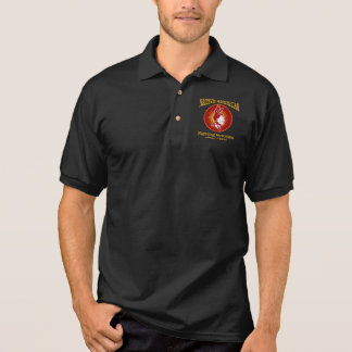 Native American (Fighting Terrorism) Polo Shirt