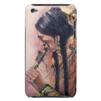 Native American Flute Player  Barely There iPod Case