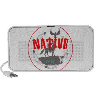 Native American for Life Mini Speakers