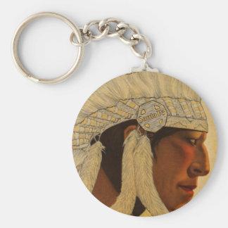 Native American Gifts Keychain