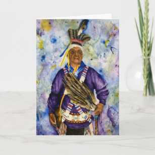 Native american greeting gifts on zazzle native american greeting card m4hsunfo