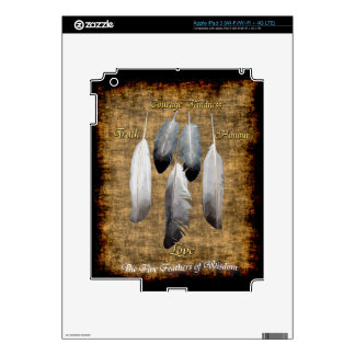 Native American Haida Spiritual Art Design iPad 3 Skin