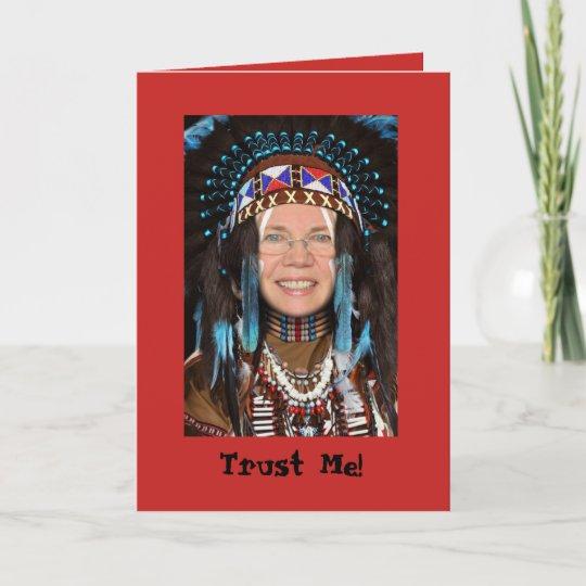 Native american headdress greeting card zazzle native american headdress greeting card m4hsunfo